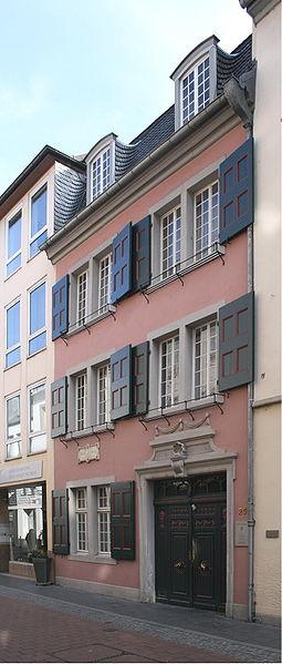 Casa Beethoven_house_of_birth_Bonn_2008