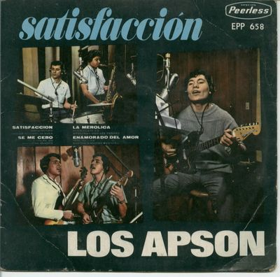 LOS APSON enamorado del amor