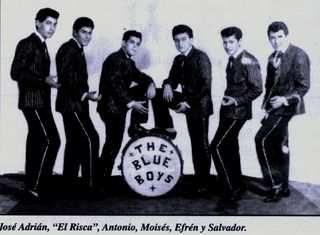 Los blue boys extasis