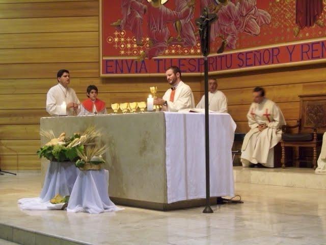 Misa oracion sobre las ofrendas