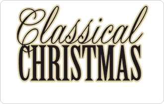 Holiday classical christmas