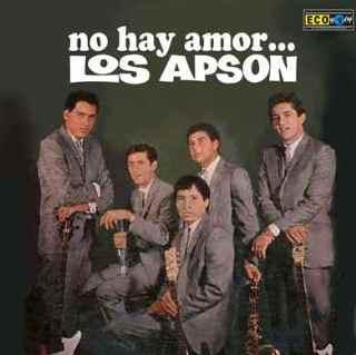 Los Apson - No hay Amor