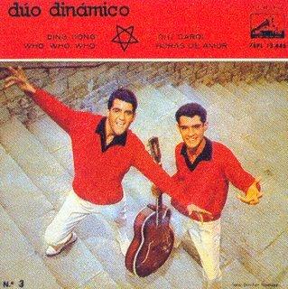 Duo Dinamico - Ding Dong - 1960 - caratula