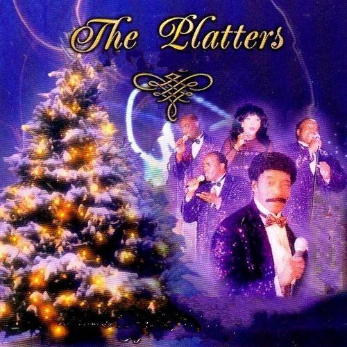 The Platters - Christmas Favorites - Front
