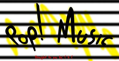 Pop music eins