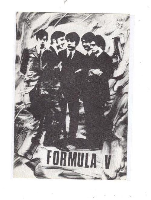Formula v banner