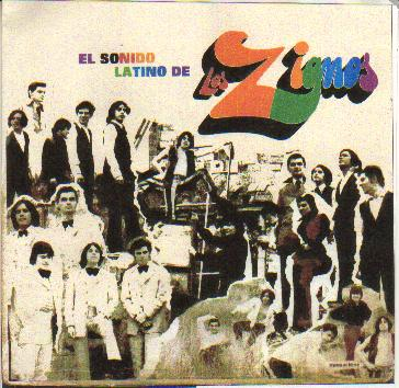 LOS ZIGNOS El Sonido Latino
