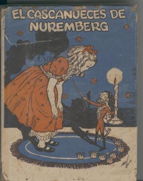 Cascanueces nuremberg