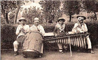 Marimba primitiva