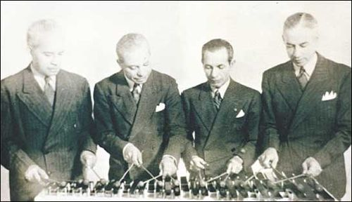 Marimba hurtado hermanos 1