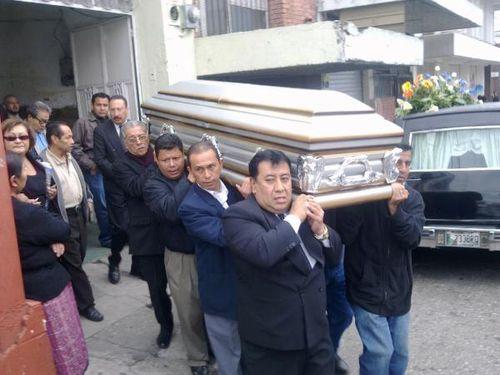Gaitan funeral 5