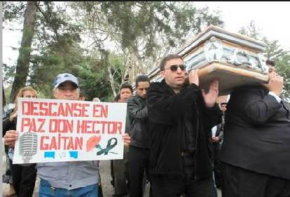 Gaitan funeral 13