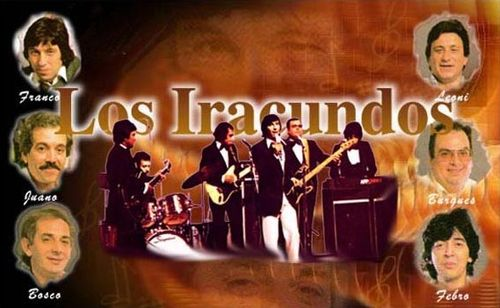 Iracundos banner
