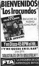 Iracundos 1976