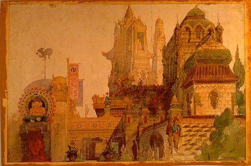 Cuadros palacio