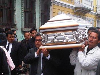 Gaitan funerales 1
